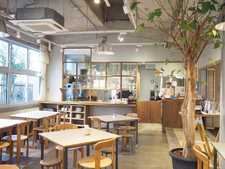 名駅の小学校跡地をリノベーション!「yoake」の小倉トーストはOHAGI3の餡子がおかわり自由! - yoake14