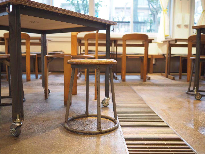 名駅の小学校跡地をリノベーション!「yoake」の小倉トーストはOHAGI3の餡子がおかわり自由! - yoake16