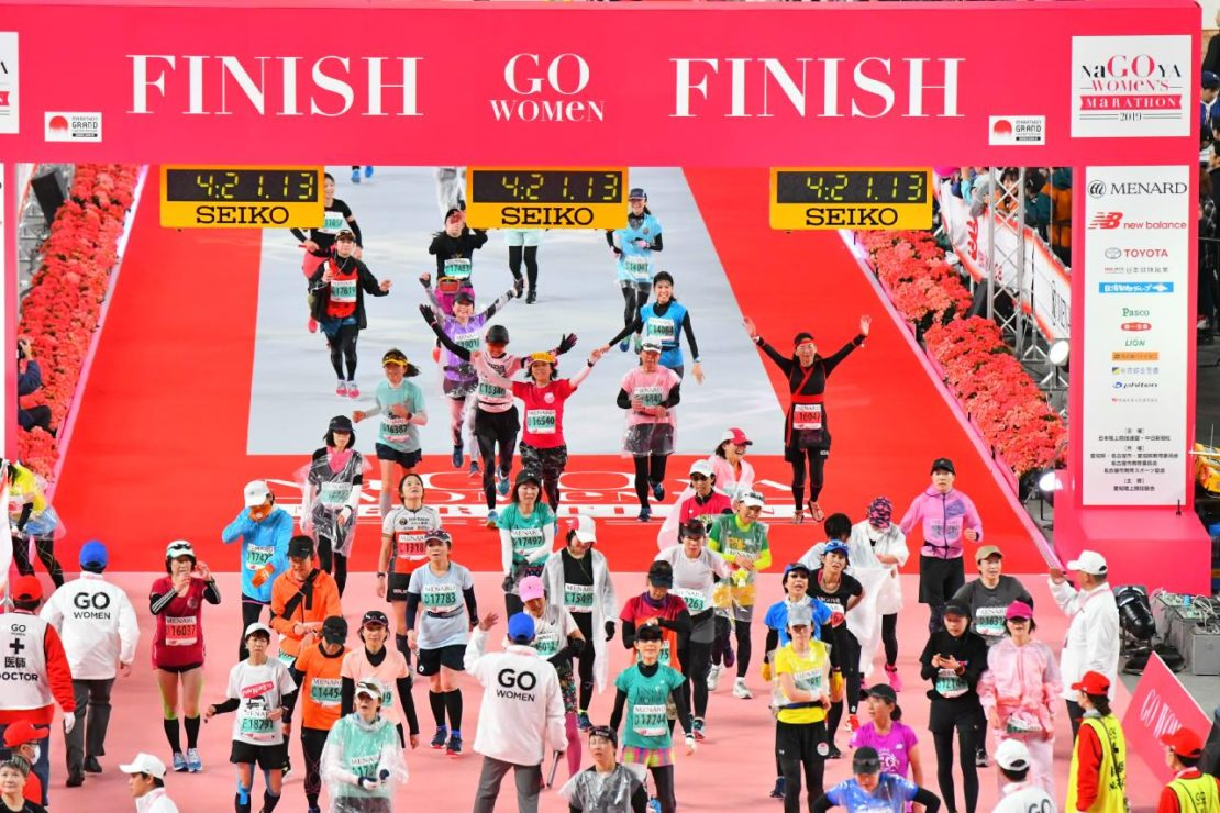 スポーツ好き女子は注目必至!New Balanceと名古屋ウィメンズマラソンのコラボ商品が販売中! - 1 1110x740