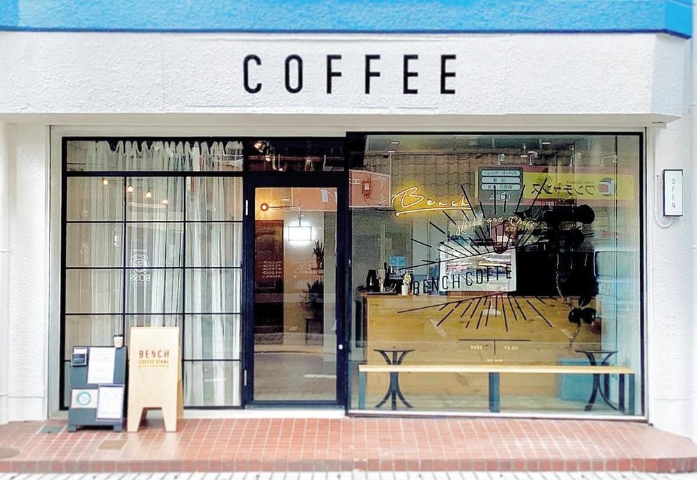 オンの日もオフの日も通いたい。平針にある「BENCH COFFEE STAND(ベンチコーヒースタンド)」 - 111qwd