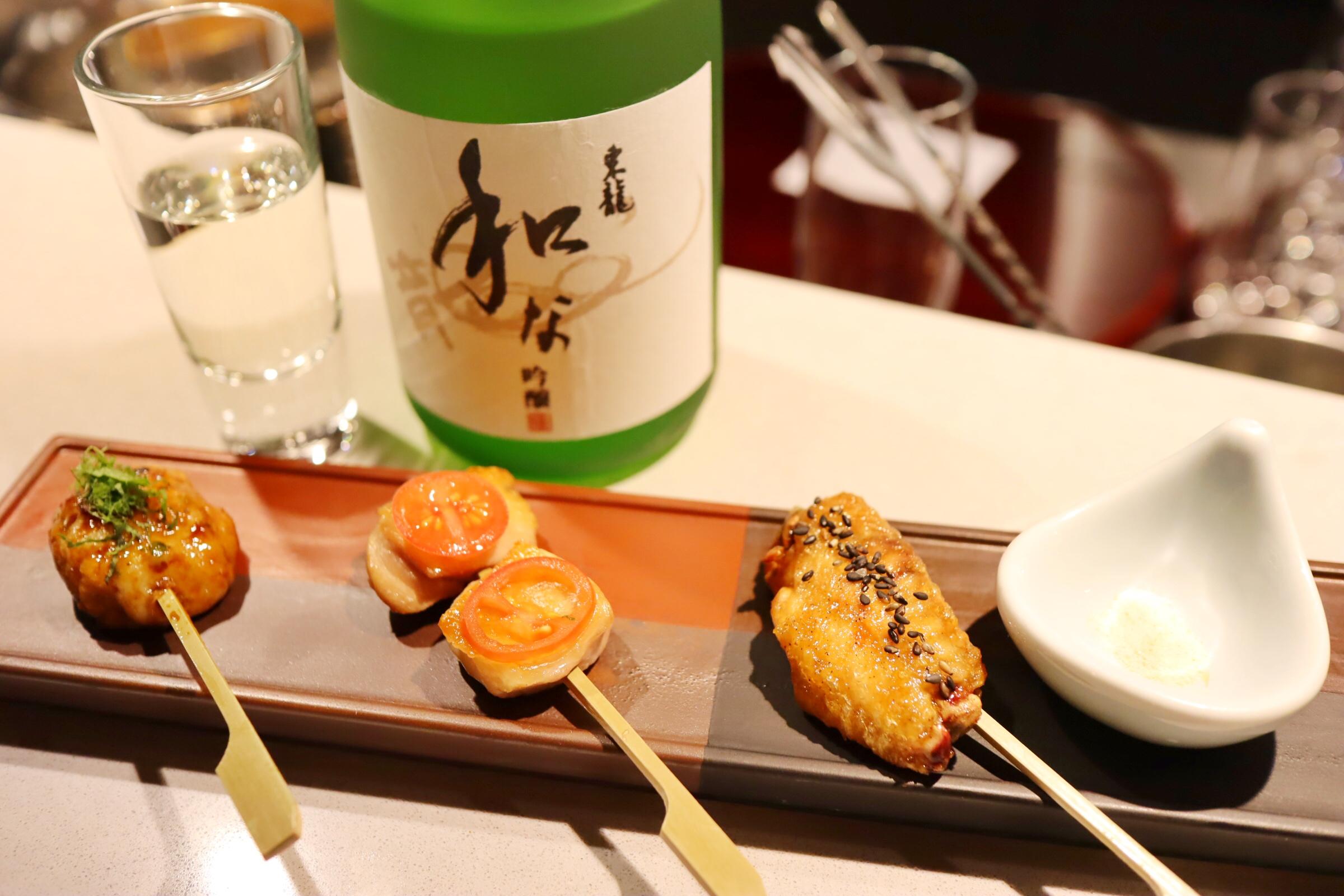 ヒルトン名古屋の日本料理「源氏」に酒バーがオープン!特選地酒と地元食材を使った創作和食とのペアリングを堪能できる - 67380a1be58af13434b6adabb6c2cf1a