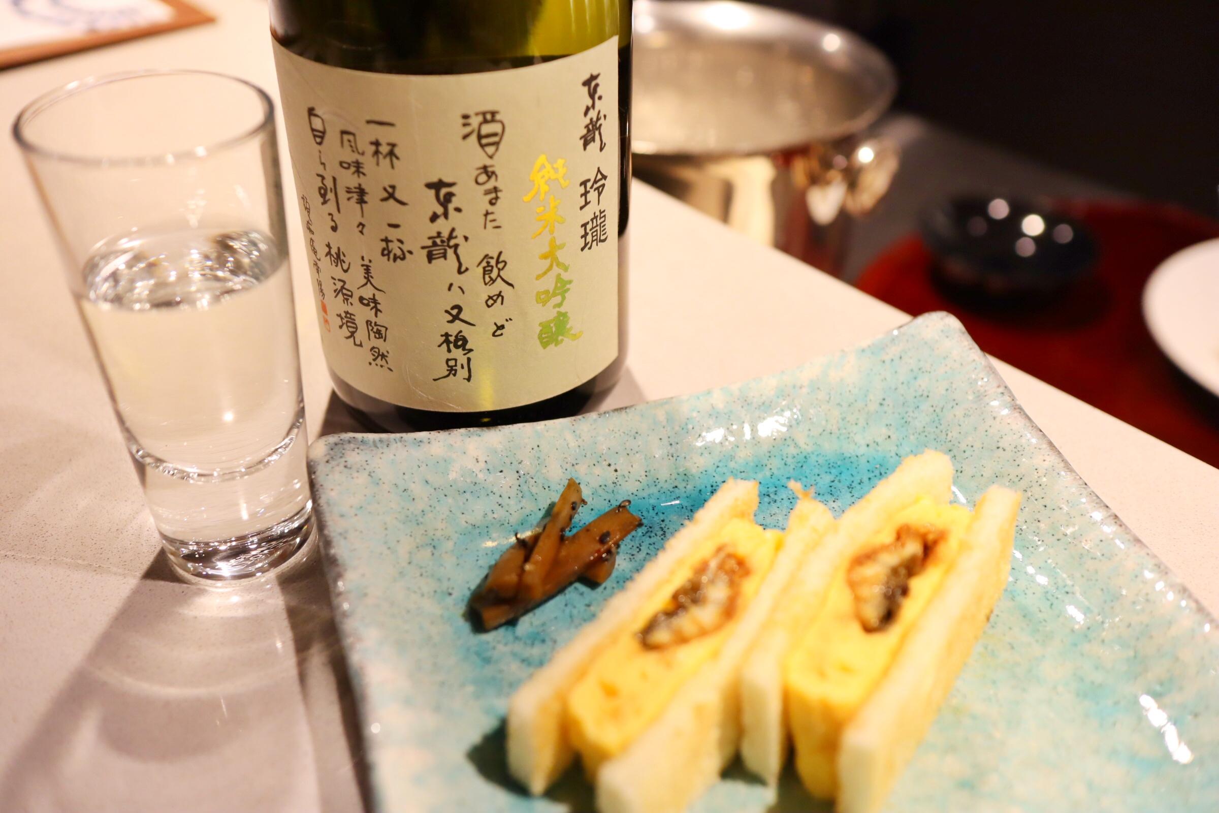 ヒルトン名古屋の日本料理「源氏」に酒バーがオープン!特選地酒と地元食材を使った創作和食とのペアリングを堪能できる - 8ef340d9ef3f5a9e213a87dc0ed45de2