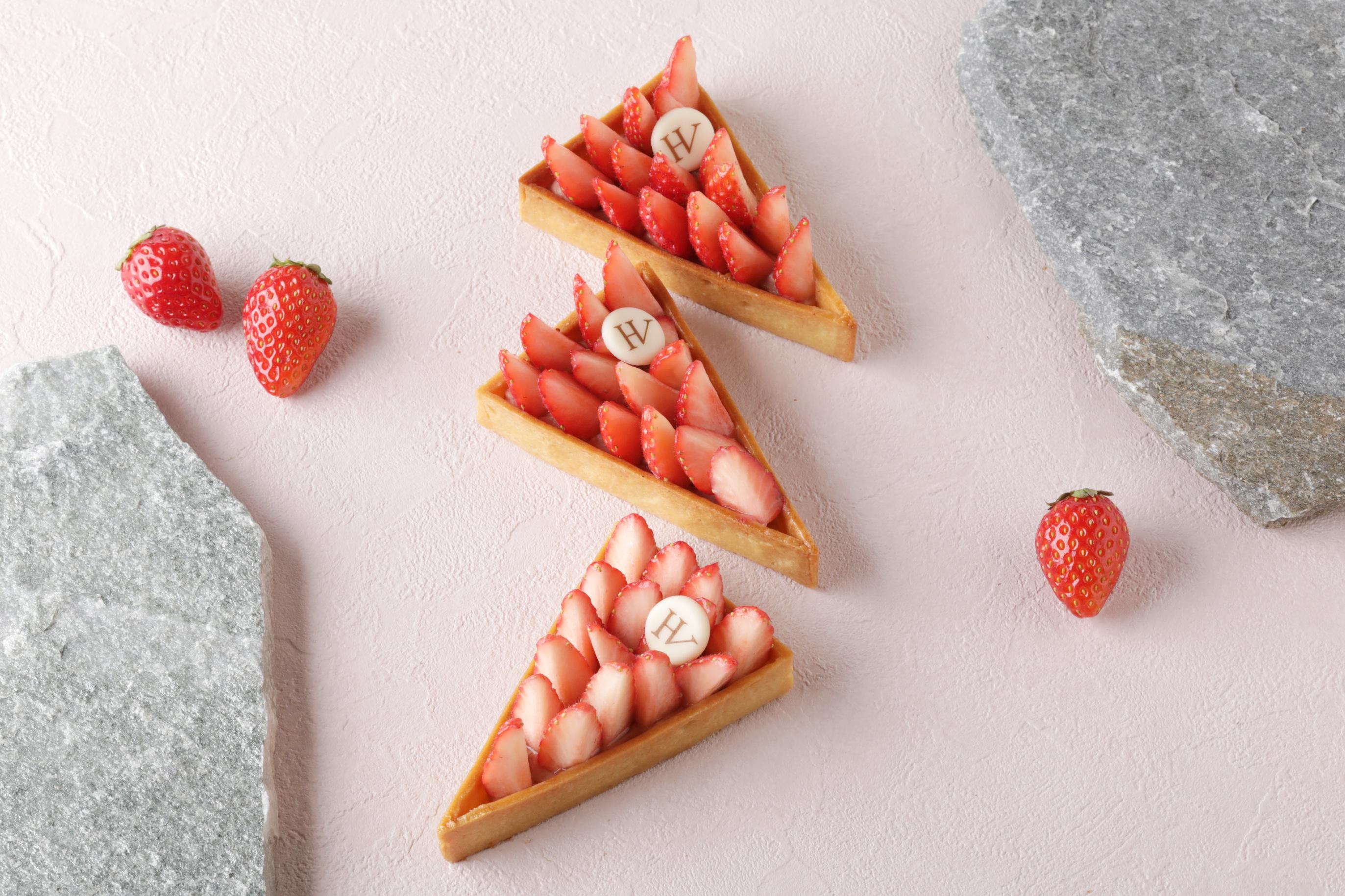 春を先取り!フランス・パリ発の「HUGO&VICTOR」で旬のイチゴスイーツを楽しもう! - hugo sweets 4