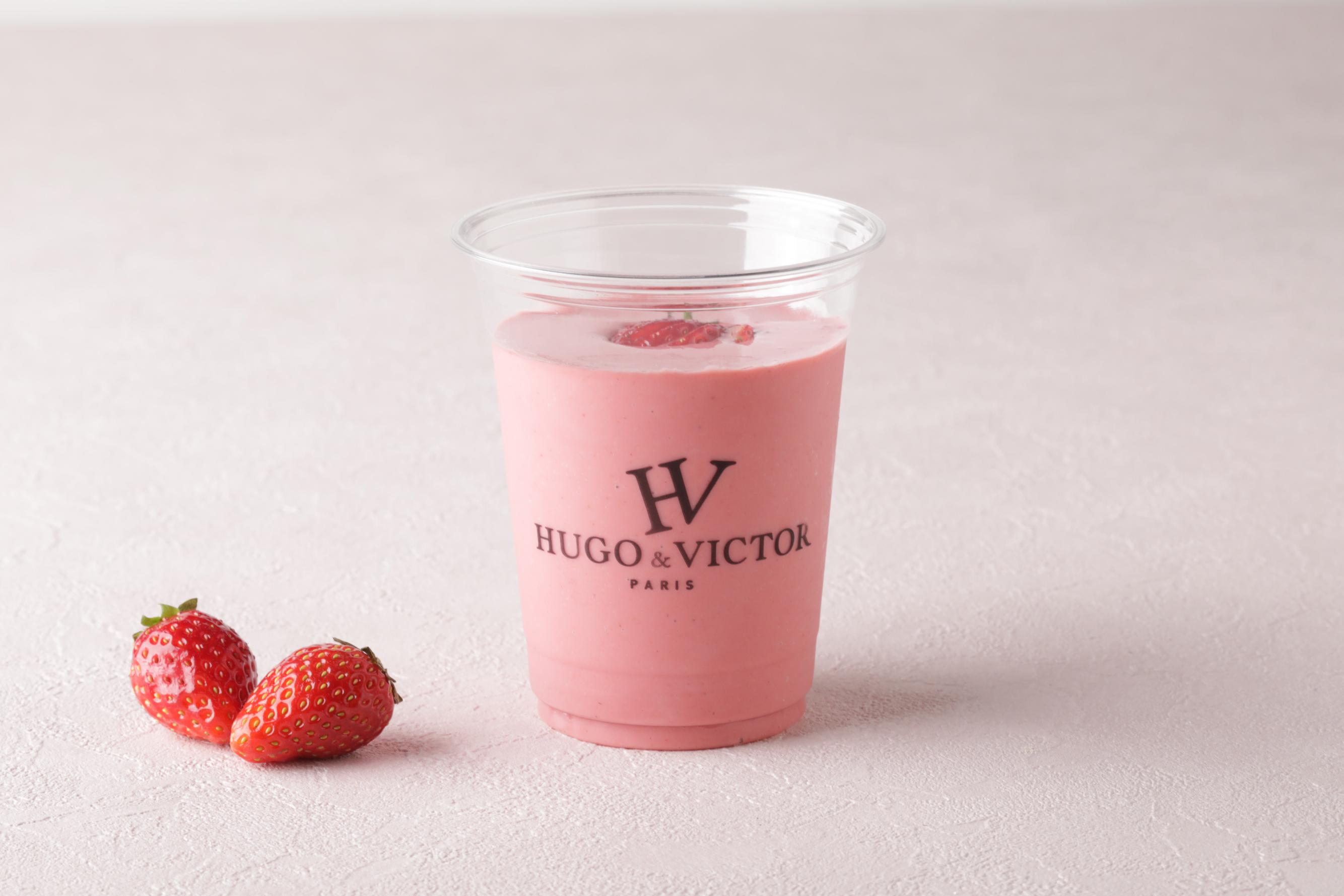 春を先取り!フランス・パリ発の「HUGO&VICTOR」で旬のイチゴスイーツを楽しもう! - hugo sweets 7