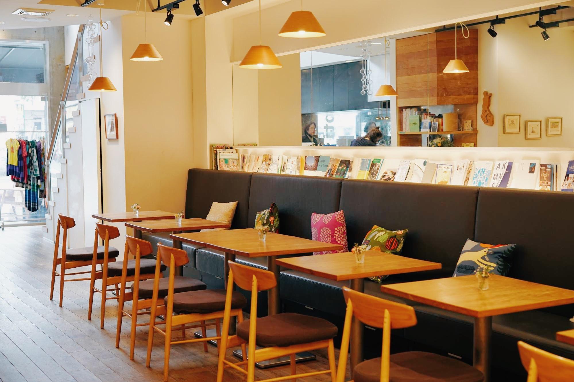 「ただいま」って言いたくなったら。通うほどに心地よくなるブックカフェ『kokoti cafe』 - image6