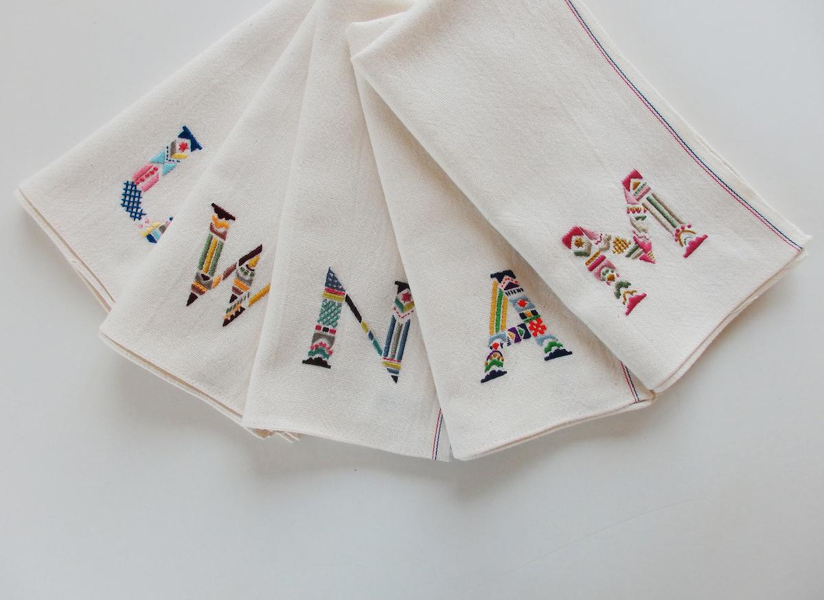 """""""布""""にまつわる作り手との出会いを求めて。「布博」が名古屋初開催 - order napkin"""