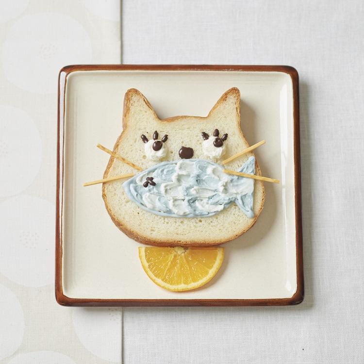 かわいくて本格派!ねこ形の生食パン「ねこねこ食パン」、栄にオープン - 190717 18 983insta