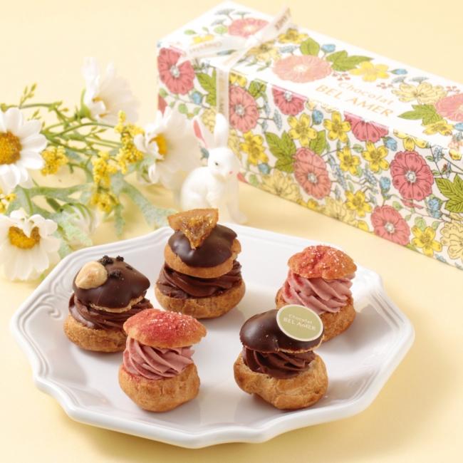 日本に合うショコラ専門店「ベルアメール」が、春を告げるスイーツを発売 - 8411f8d18c6353bfa5ed935125ca617c