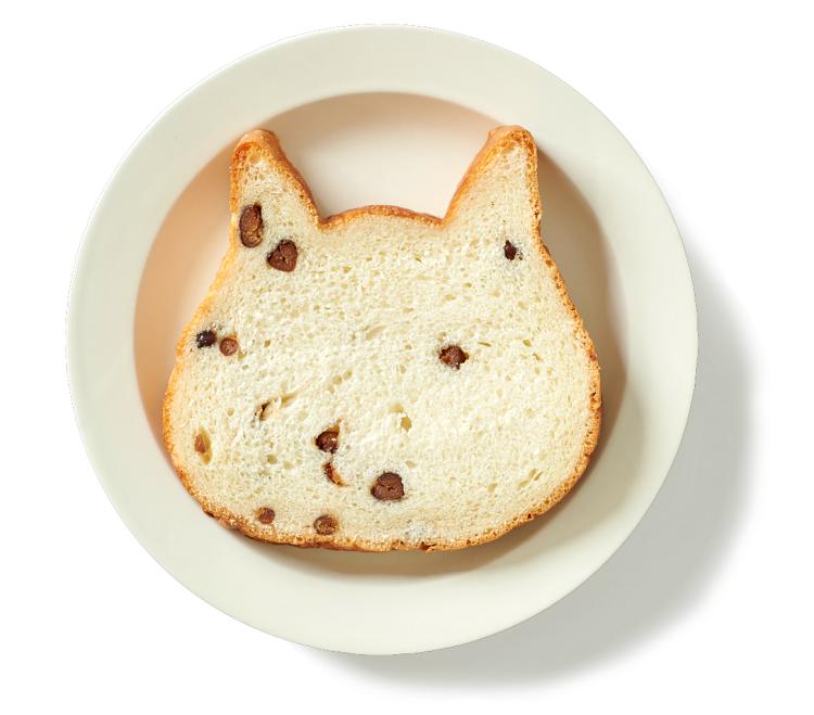かわいくて本格派!ねこ形の生食パン「ねこねこ食パン」、栄にオープン - 946f91bdb31b321e2d64a136d1e44374