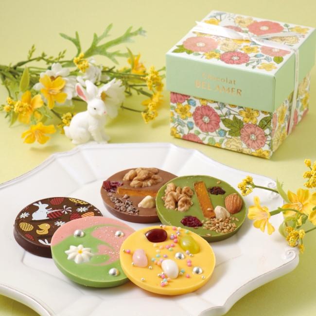 日本に合うショコラ専門店「ベルアメール」が、春を告げるスイーツを発売 - 95b34b511e2afacb748a8c28550268a3