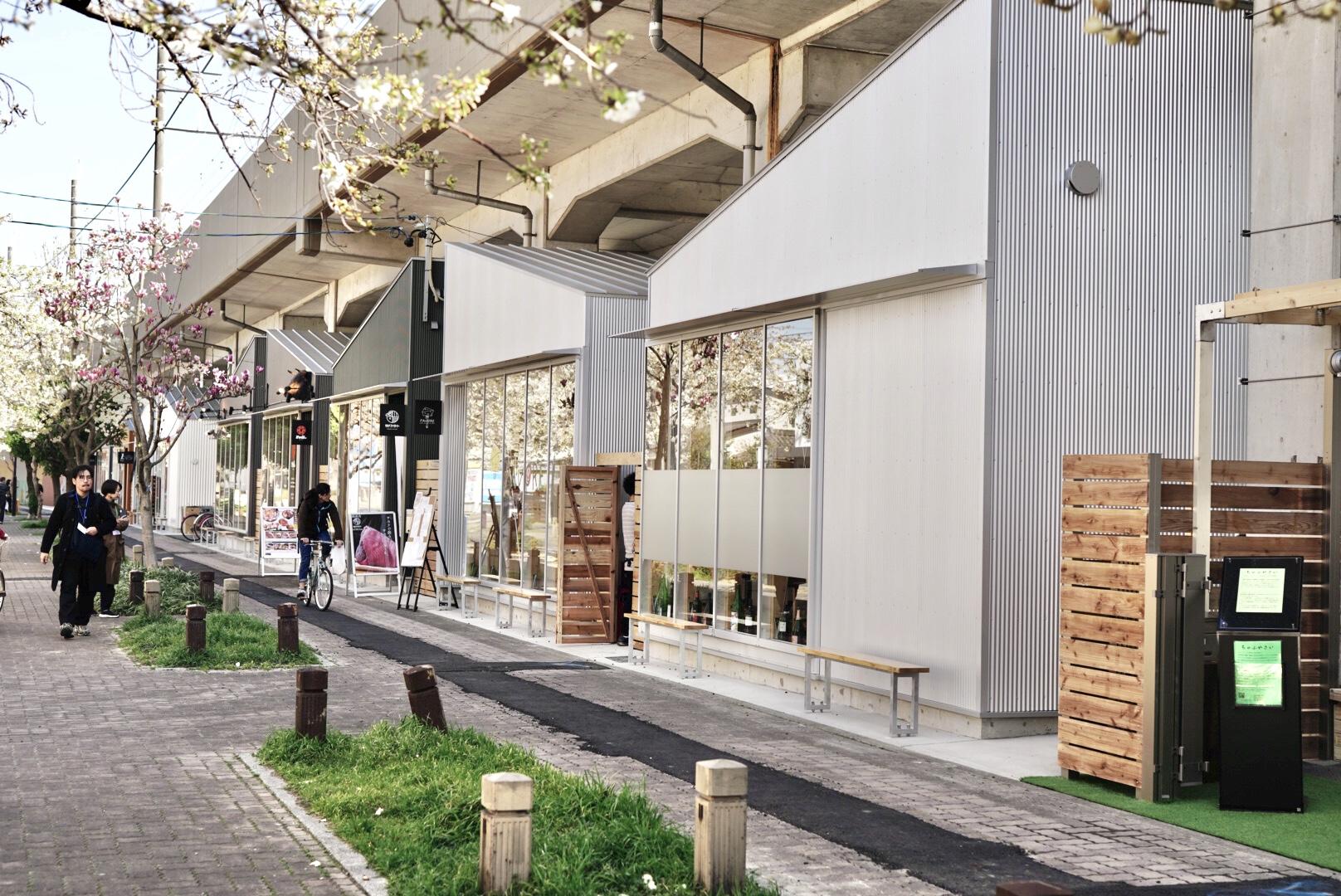 名鉄瀬戸線・高架下の新スポット「SAKUMACHI商店街」に12店舗がオープン! - DA3F8E65 E804 4966 BCBF 060934C408E8