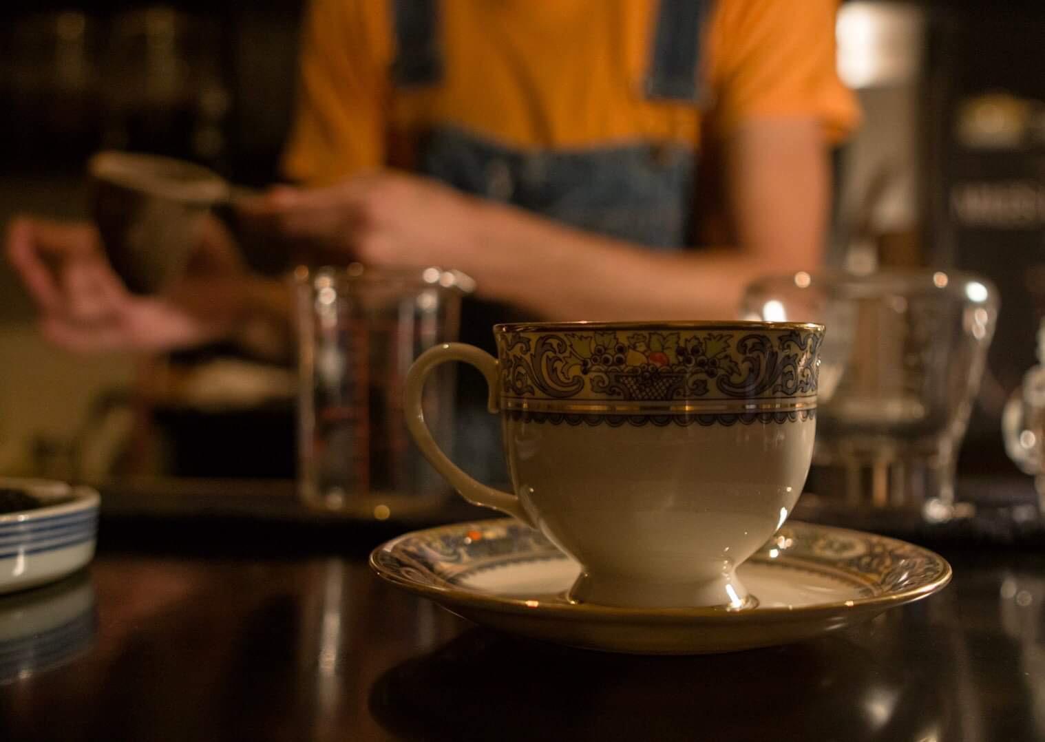 時間を気にせず至極の一杯を。ネルドリップを楽しむ「珈琲屋Monk」 - IMG 4845