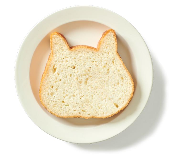 かわいくて本格派!ねこ形の生食パン「ねこねこ食パン」、栄にオープン - c809442b25aa23f6da7dea263d93a06b