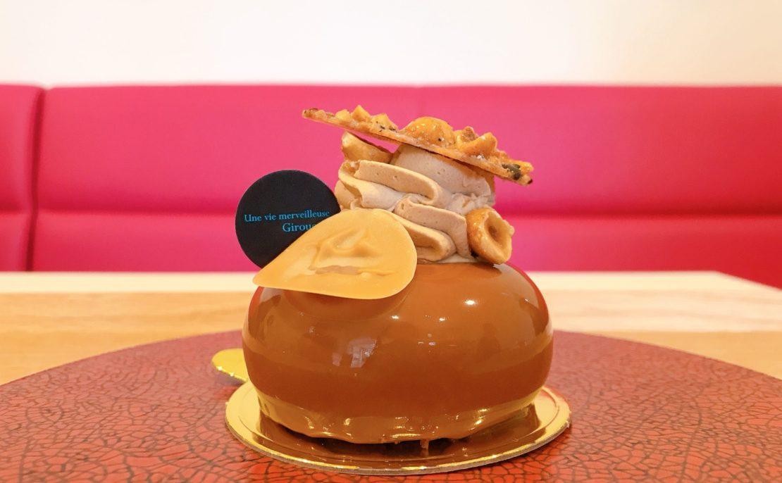 スイーツとパンの両方を味わいたい。名古屋市本山の「Girouette Café(ジルエットカフェ)」