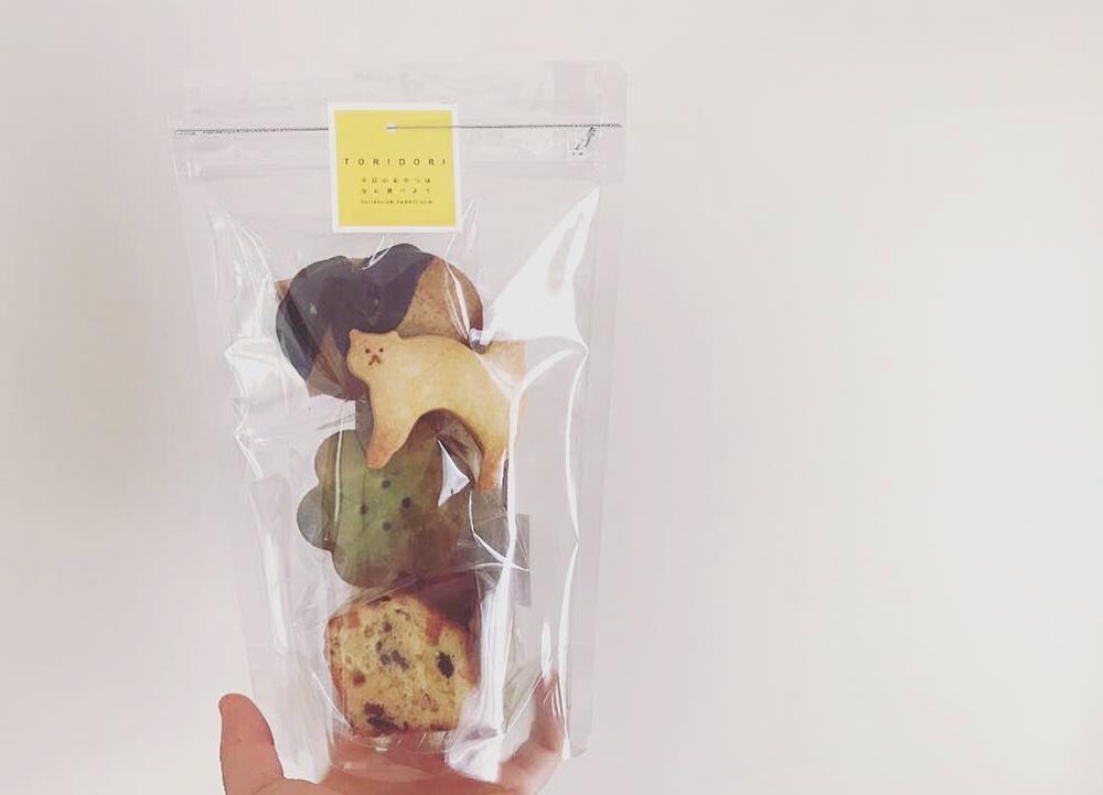 焼き菓子ファンを魅了する「焼き菓子屋さん トリドリ」の実店舗が名古屋にオープン - swBRb
