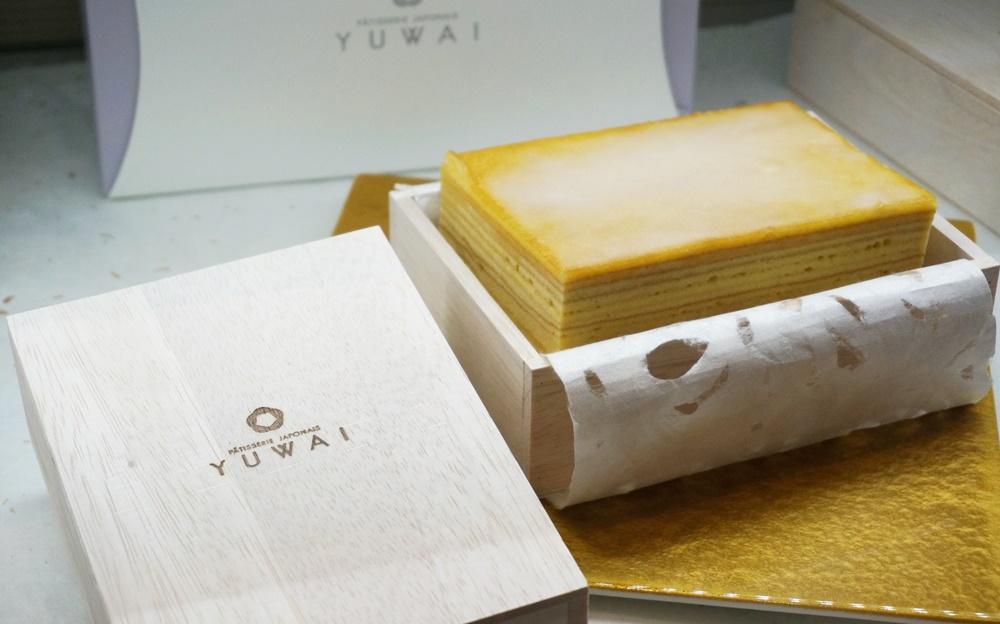素材にこだわったスイーツで、とっておきの味わいを。名古屋市伏見のパティスリー「YUWAI」がオープン - wsrh
