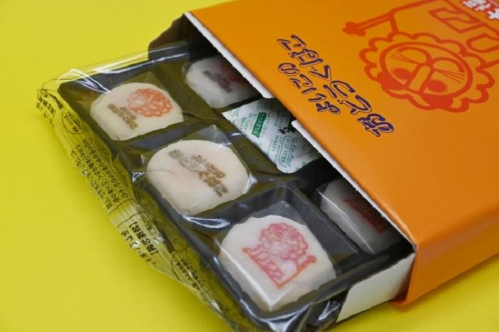 ライオンマークの「よいこのおどうぐばこ」がお菓子に!名駅エリアとオンラインで販売 - b9c75e218b2fb399137d538d1126ee30