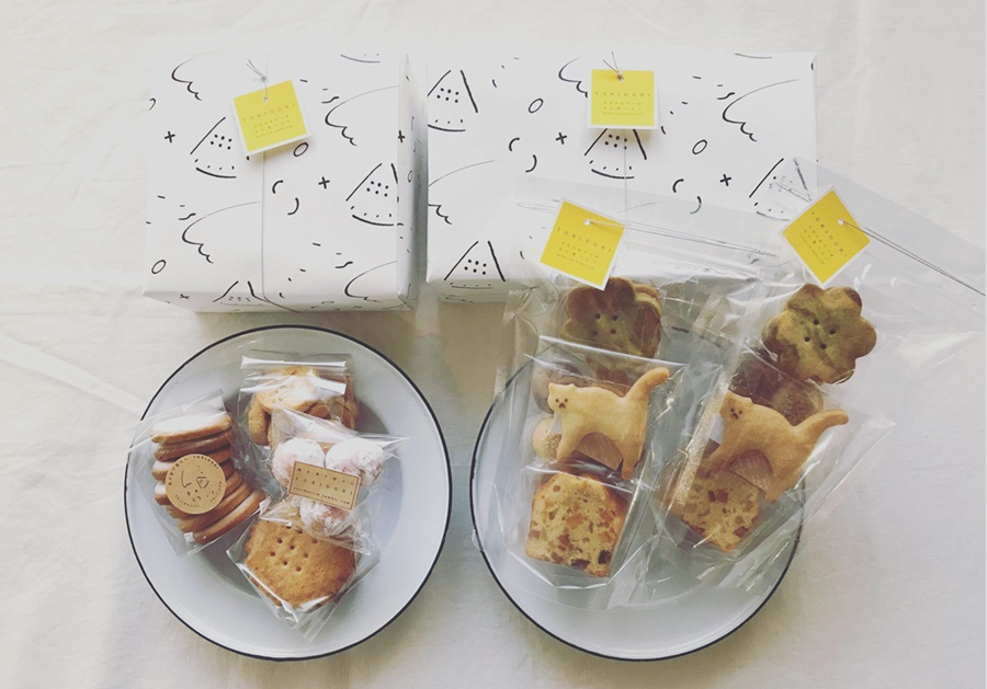 焼き菓子ファンを魅了する「焼き菓子屋さん トリドリ」の実店舗が名古屋にオープン - m