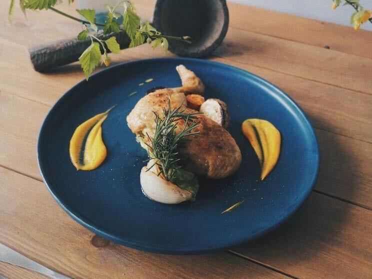 【Bistroブーコ】旬の野菜を使ったカジュアルフレンチの味わいで、ちょっぴり特別なひとときを。