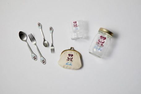 「ボンボン」をおうちで楽しむ。「SALON adam et rope'」とのコラボ食器がオンラインで販売中