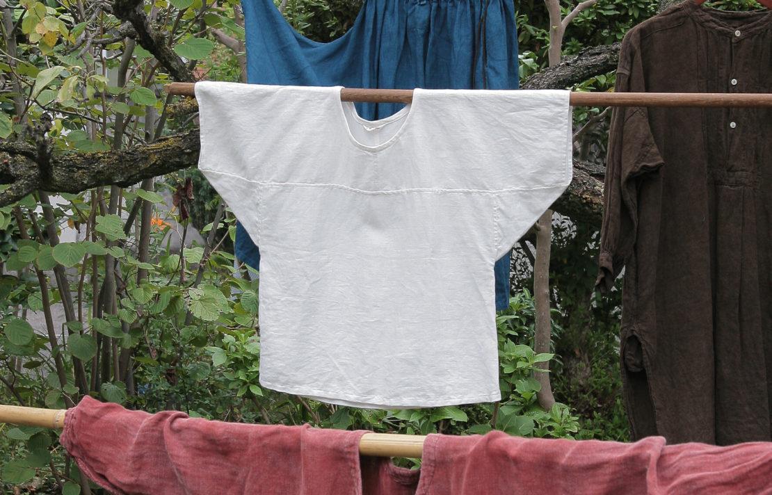 名古屋を拠点に活動するアパレルブランド『とわでざいん』が創る、100年着たい衣服 - TI 656 original 1110x712