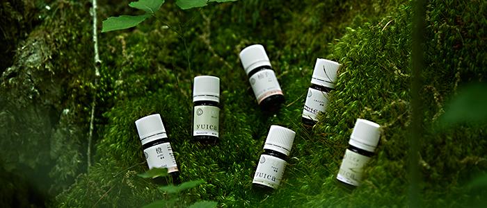 飛騨高山の森から生まれたエッセンシャルオイル「yuica」で、至福のリラックスタイムが叶う - about yuica 001