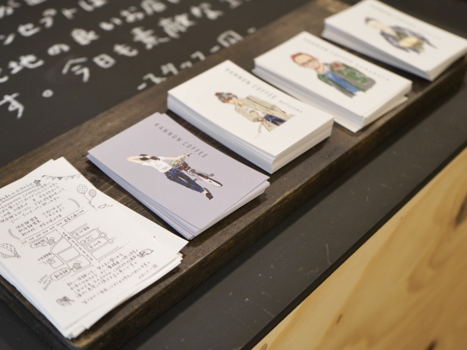 「KANNNON COFFEE 大須本店」がリニューアルオープン!おいしいコーヒーを片手にゆったり過ごそう。 - B248885D D10D 499E A3A4 2D78F170F92C