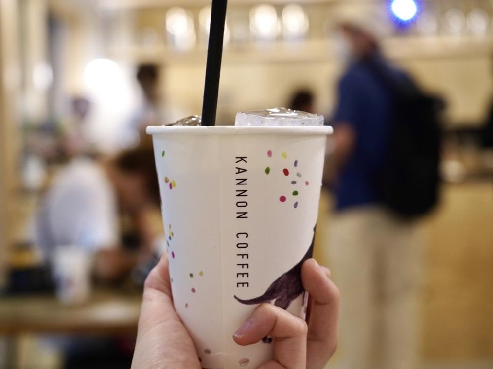 「KANNNON COFFEE 大須本店」がリニューアルオープン!おいしいコーヒーを片手にゆったり過ごそう。 - EF08DA01 8A36 45E2 94AB 00A0946AC3E8