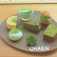 「抹茶の七福神」が大人気!名古屋・車道「日本茶喫茶 茶縁」の本格派スイーツ