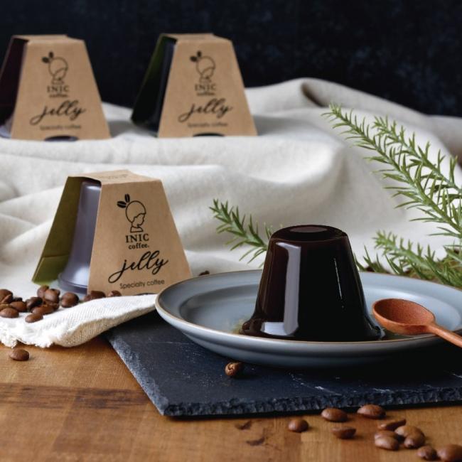 名古屋生まれの「INIC coffee」が、ゼリーになって登場!上質な味わいを大切な人に贈ろう