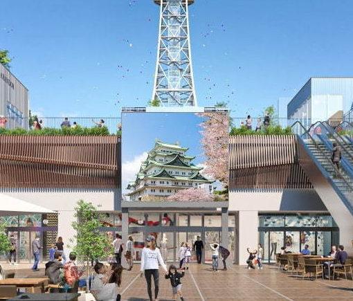 2020年秋、名古屋の新スポット「Hisaya-odori Park」がオープン!注目の店舗を詳しく紹介! - lSc 1 e1592951519423