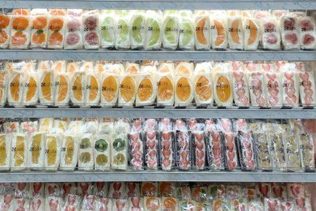 見た目も味も超一級!愛知県高浜市「八百甚」のフルーツサンド・フルーツ飴