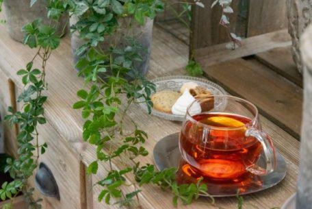 とっておきの一杯を見つけよう。「MY FAVORITE TEA」で過ごすティータイム