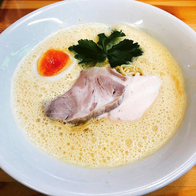 ふんわり進化系スープ!名古屋で評判の「泡系ラーメン」が食べられるお店まとめ