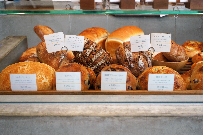 パンのぬくもりが、心を包んでくれる。東山公園の「boulangerie L'Equipe de Koganei」 - 75c38195219f1dd96fb937263f5585de