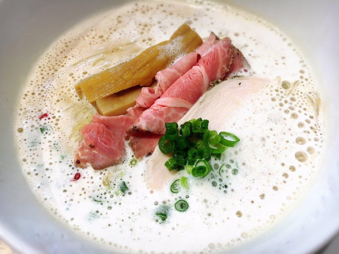 ふんわり進化系スープ!名古屋で評判の「泡系ラーメン」が食べられるお店まとめ - C TNiG7UQAAN5Gj 1110x833
