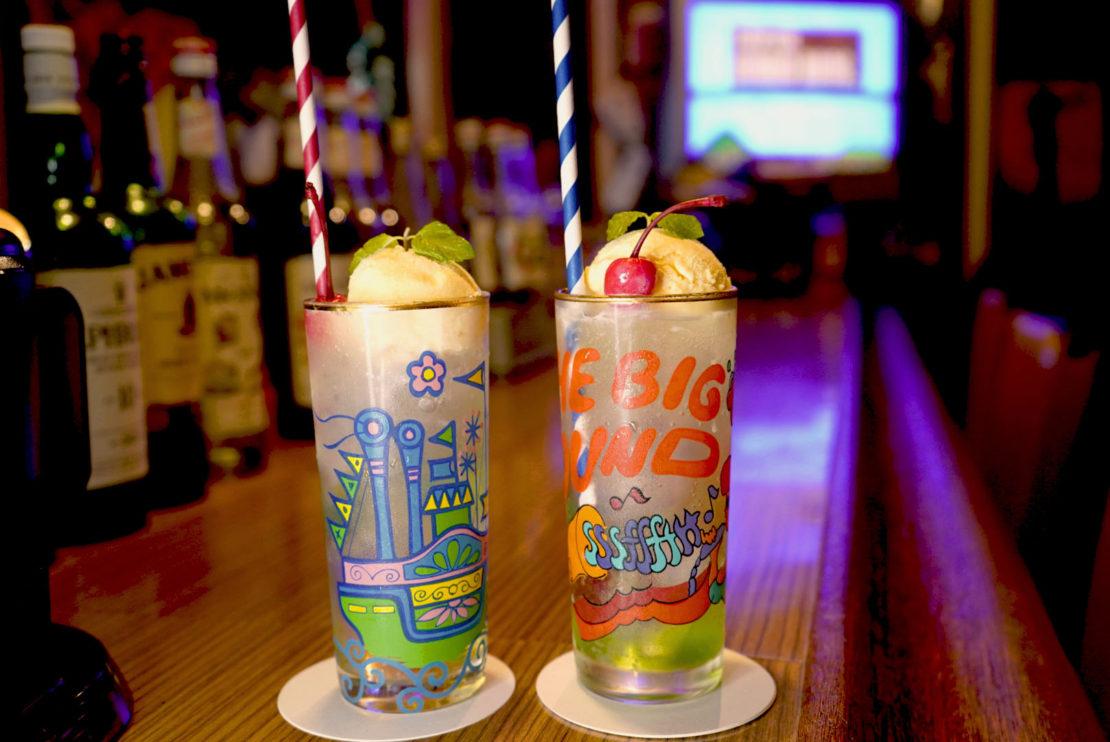名古屋・栄に新オープン!オムライス×クリームソーダが楽しめる隠れ家店「バッチグー!」で幸せを食べてきました - DSC01846 1110x742