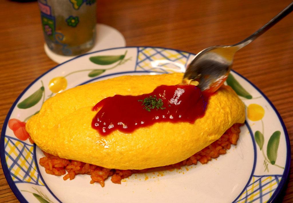 名古屋・栄に新オープン!オムライス×クリームソーダが楽しめる隠れ家店「バッチグー!」で幸せを食べてきました - DSC01879 1