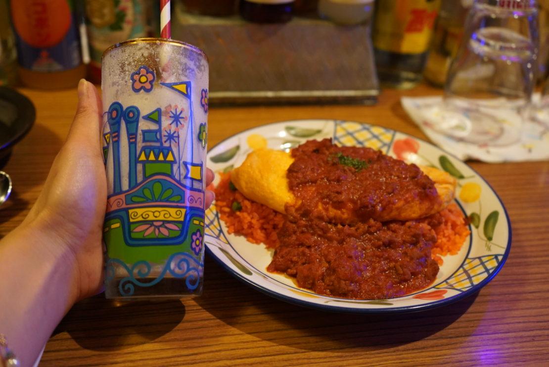 名古屋・栄に新オープン!オムライス×クリームソーダが楽しめる隠れ家店「バッチグー!」で幸せを食べてきました - DSC01940 1110x742