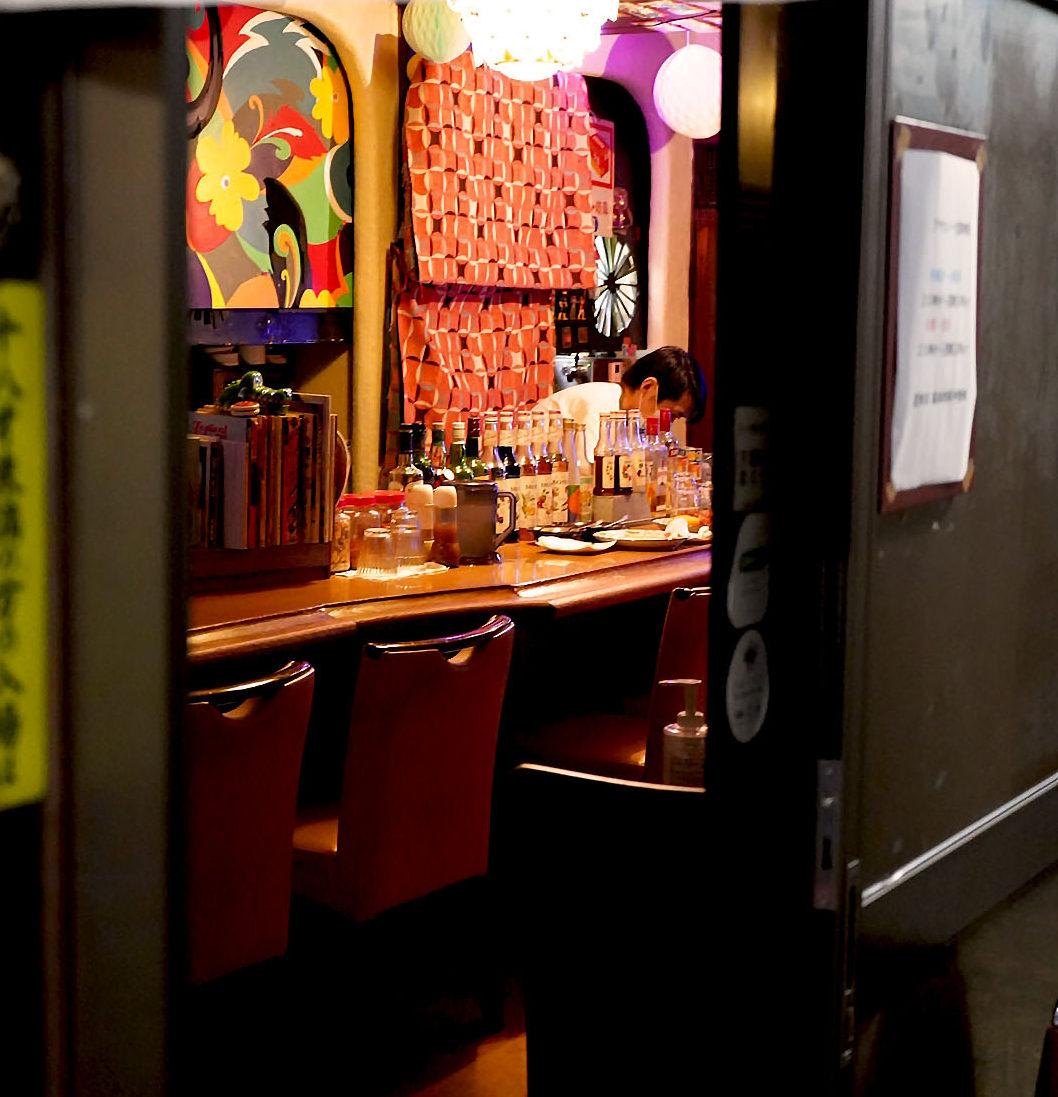 名古屋・栄に新オープン!オムライス×クリームソーダが楽しめる隠れ家店「バッチグー!」で幸せを食べてきました - DSC01949 e1593937265337