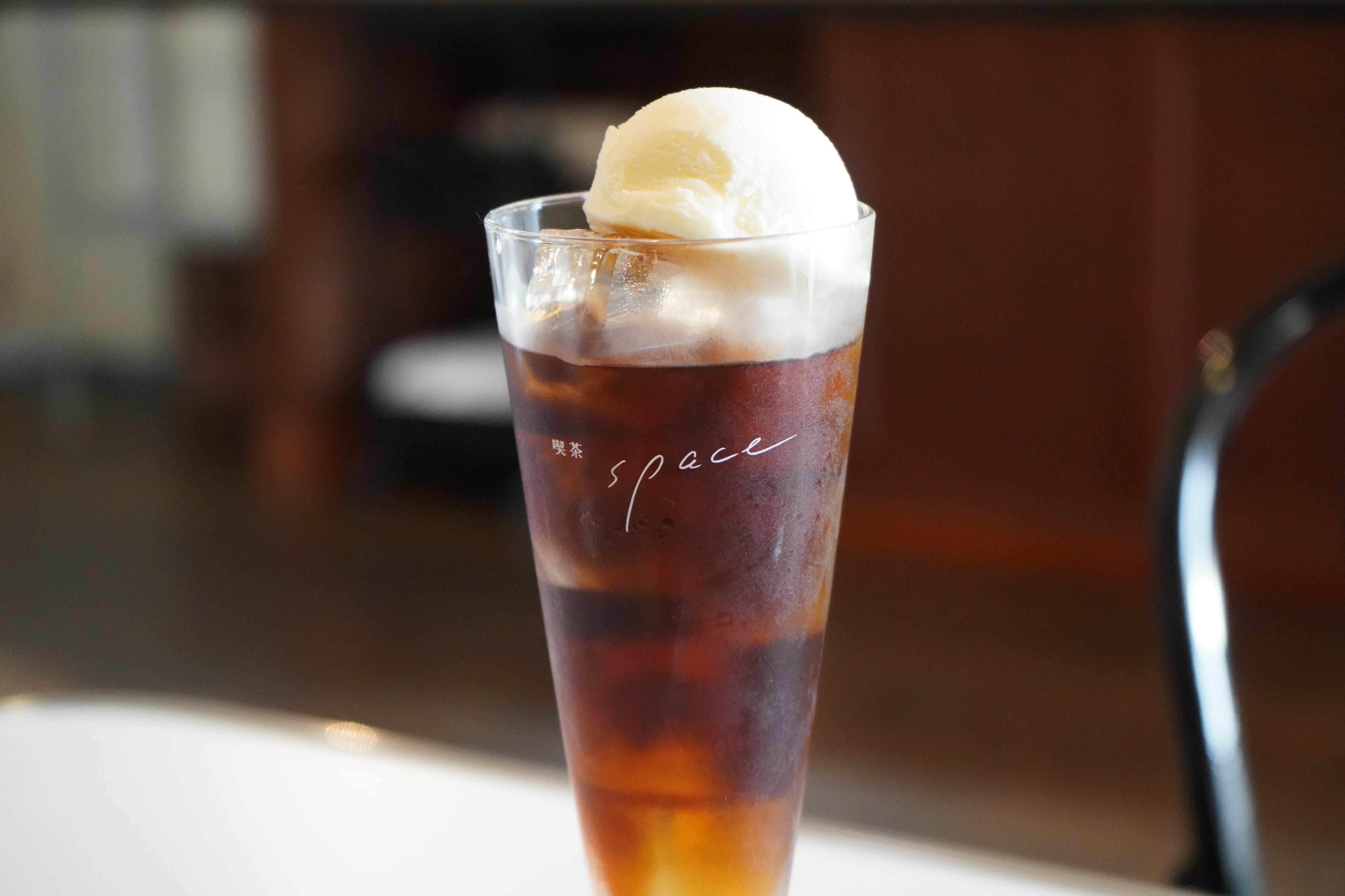 レトロだけど新しい!喫茶店の王道メニューもちゃんと美味しい、心落ち着く喫茶店。熱田区「喫茶space」 - DSC02051 2