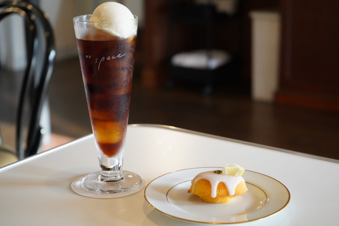 レトロだけど新しい!喫茶店の王道メニューもちゃんと美味しい、心落ち着く喫茶店。熱田区「喫茶space」