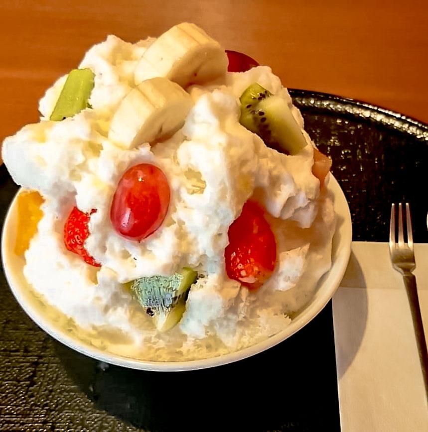 生フルーツ感が味わえる全国屈指のかき氷!岐阜で行列の絶えない「茶屋 赤鰐」 - IMG 20200725 104655