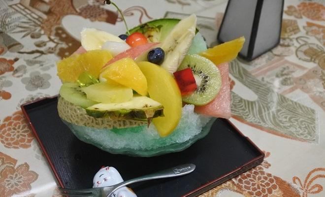 夏のお楽しみ「内山冷菓」の季節がやってきた!ヒンヤリかき氷を食べに行こう