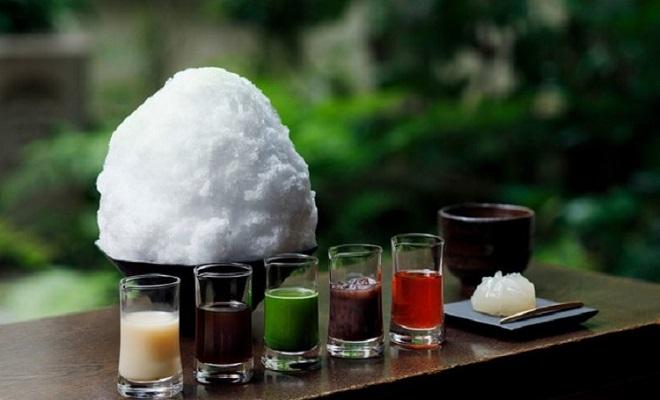 老舗和菓子屋「青柳総本家」の期間限定ひんやりスイーツで、残暑を楽しもう!