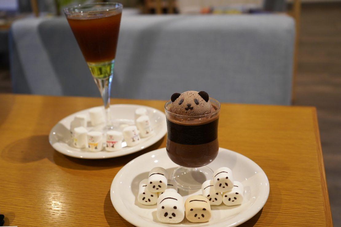 パンダマシュマロが大人気!中区のカフェ「yama coffee(ヤマコーヒー)」