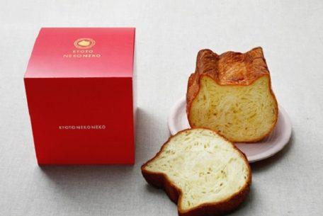 ねこねこ食パンの進化系「京都ねこねこ」が名古屋に登場!「GRANDIR」サカエチカ店で販売中