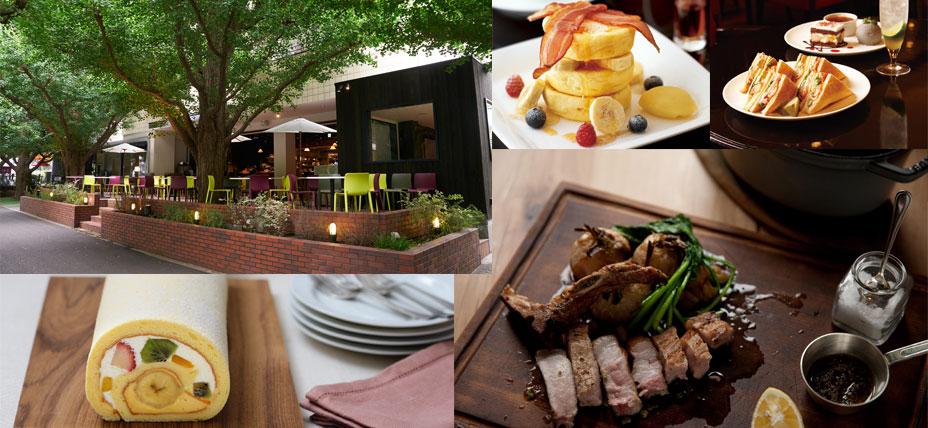 """名鉄百貨店内の「KIHACHI CAFÉ」で、3ヶ月間の""""マロンフェア""""がスタート! - khc brands main"""