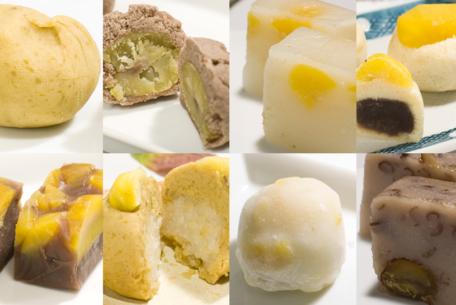 今の時期は栗づくし!四季を味わう名古屋の和菓子屋「菊里松月」