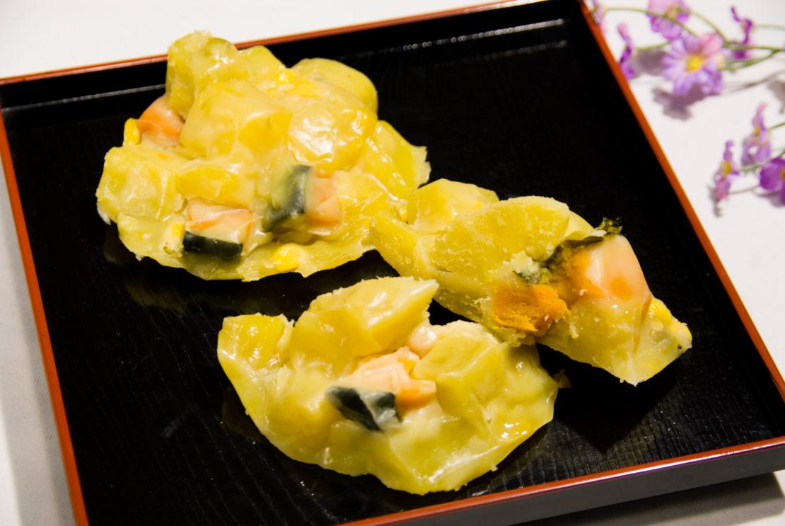 今の時期は栗づくし!四季を味わう名古屋の和菓子屋「菊里松月」 - DSC 3391 1110x743